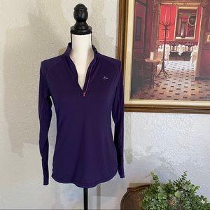 Paradox ~ Merino Blend Purple Jacket ~ Size S